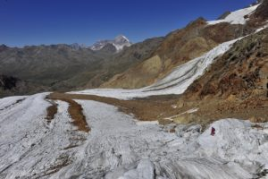 Il Ghiacciaio dei Forni: è il secondo ghiacciaio italiano per estensione