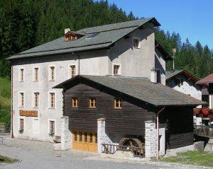 """Museo Etnografico Vallivo di Valfurva """"Mario Testorelli"""""""