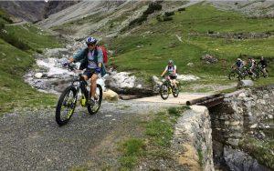 """In Val Forcola si pedala tra paesaggi """"dolomitici"""""""