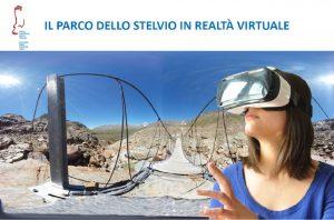 """Studenti e pubblico hanno potuto visitare """"a distanza"""" il Parco dello Stelvio grazie alla realtà virtuale 3D"""