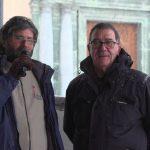 I saluti del sindaco di Bormio Roberto Volpato