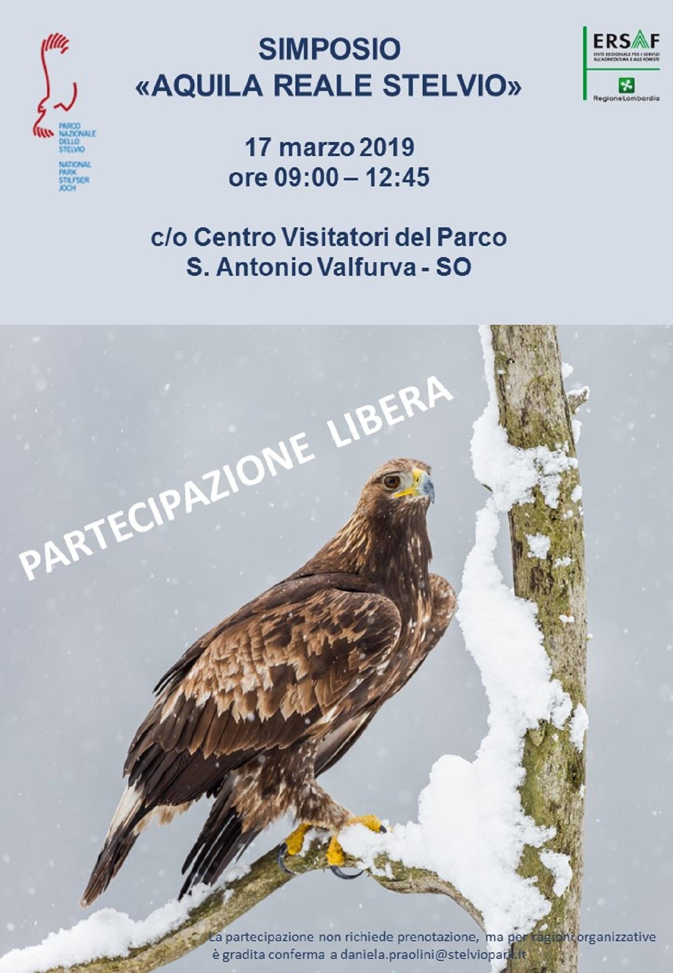 La ricerca sull Aquila reale nel Parco Nazionale dello Stelvio ... 76cd1d0400ff